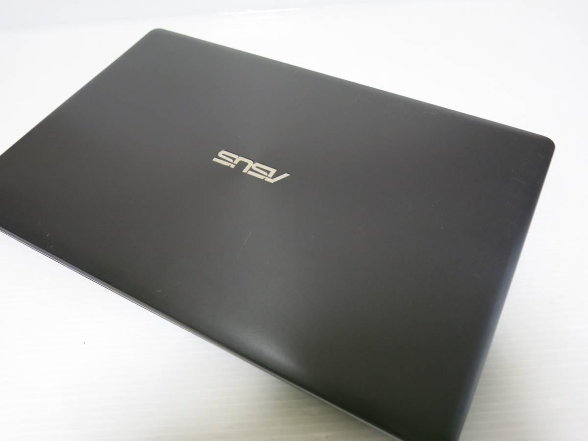 美品 ASUS X550L Core i5-4200U メモリー4GB BIOS OK ジャンク_画像5