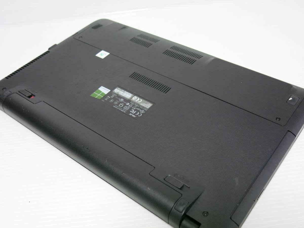 美品 ASUS X550L Core i5-4200U メモリー4GB BIOS OK ジャンク_画像6