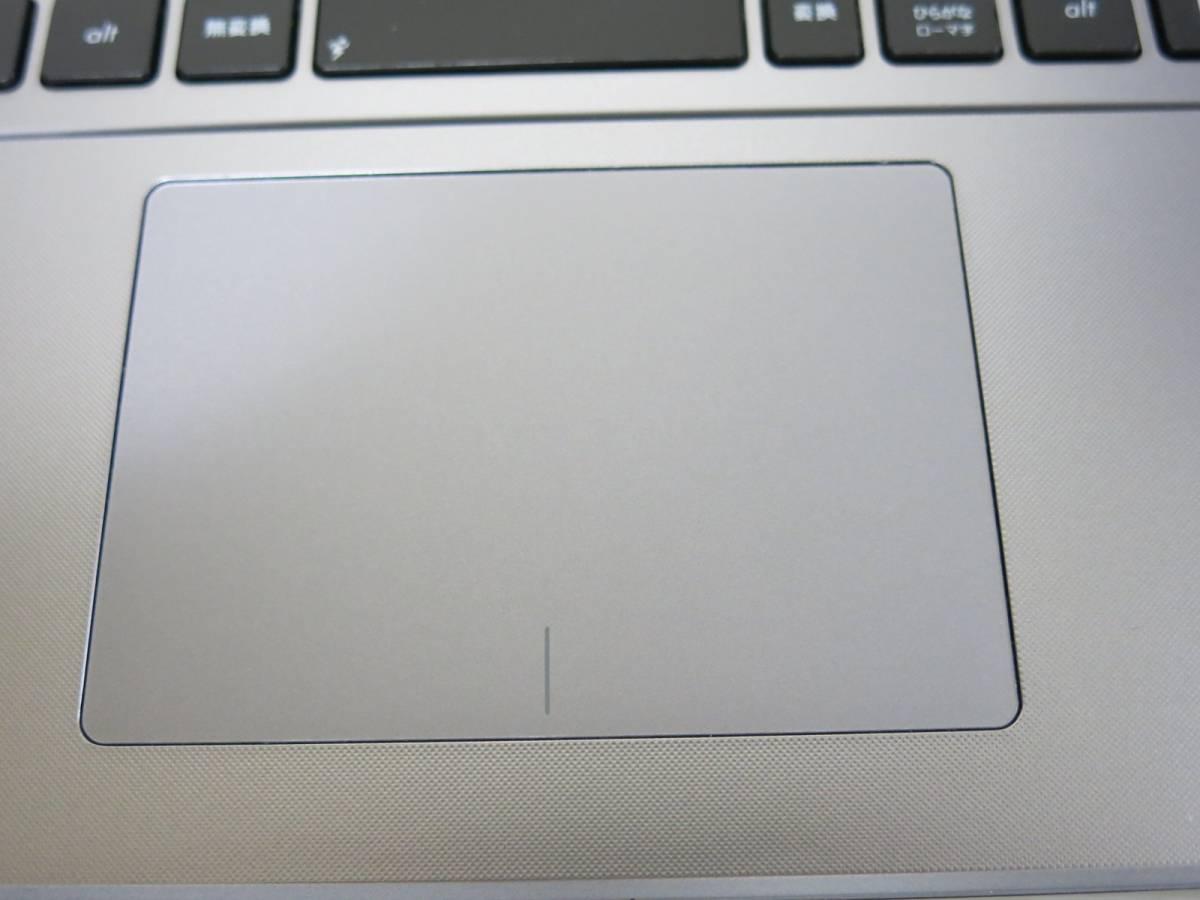 美品 ASUS X550L Core i5-4200U メモリー4GB BIOS OK ジャンク_画像9