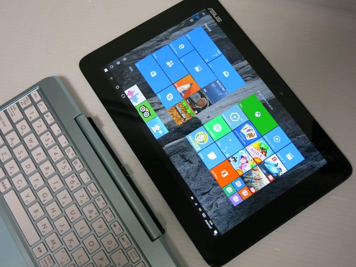美品 ASUS TransBook T100HA x5-Z8500 SSD64GB Windows10_画像4