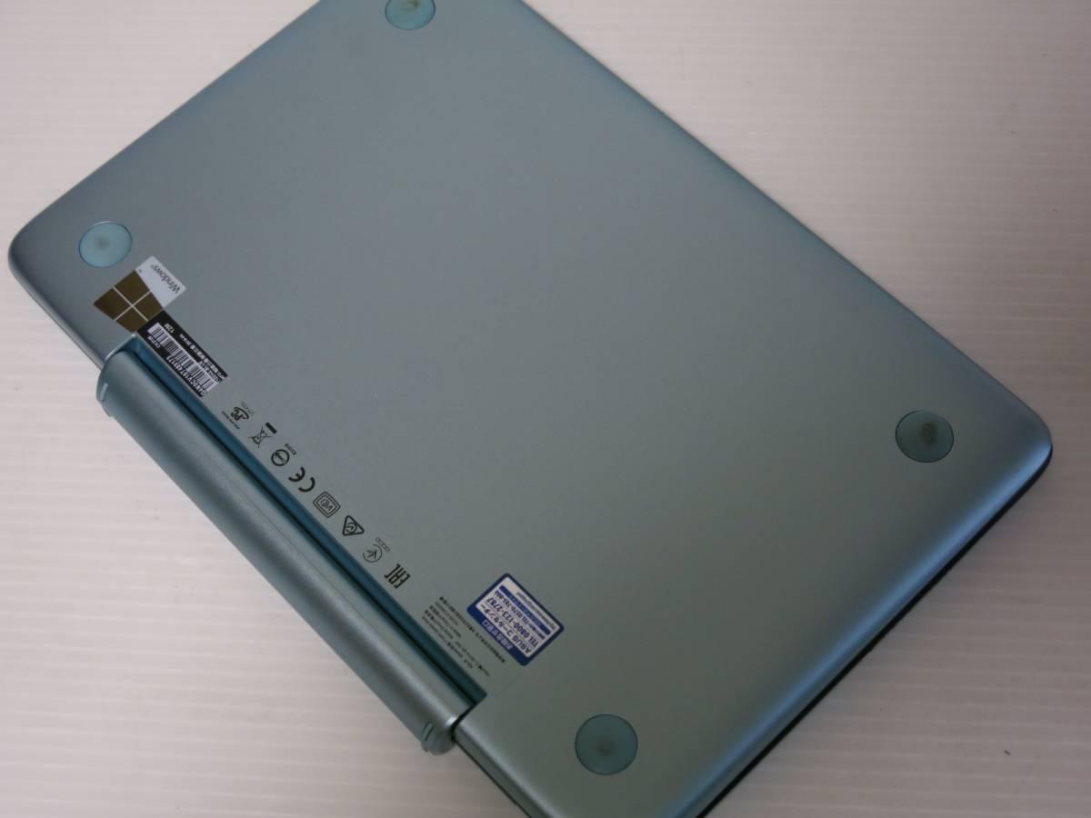 美品 ASUS TransBook T100HA x5-Z8500 SSD64GB Windows10_画像6