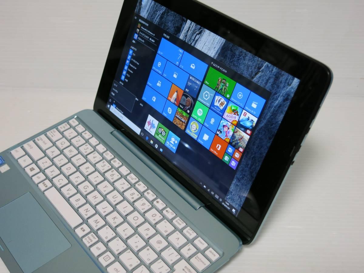 美品 ASUS TransBook T100HA x5-Z8500 SSD64GB Windows10_画像3