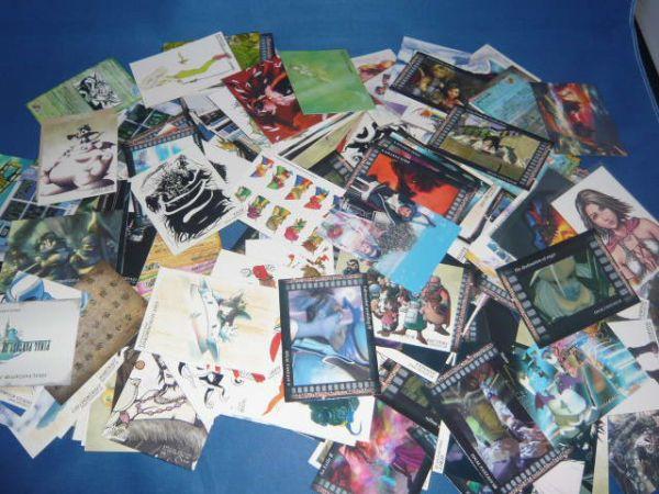 FF アートミュージアム カード 大量 約400枚 セット_画像2