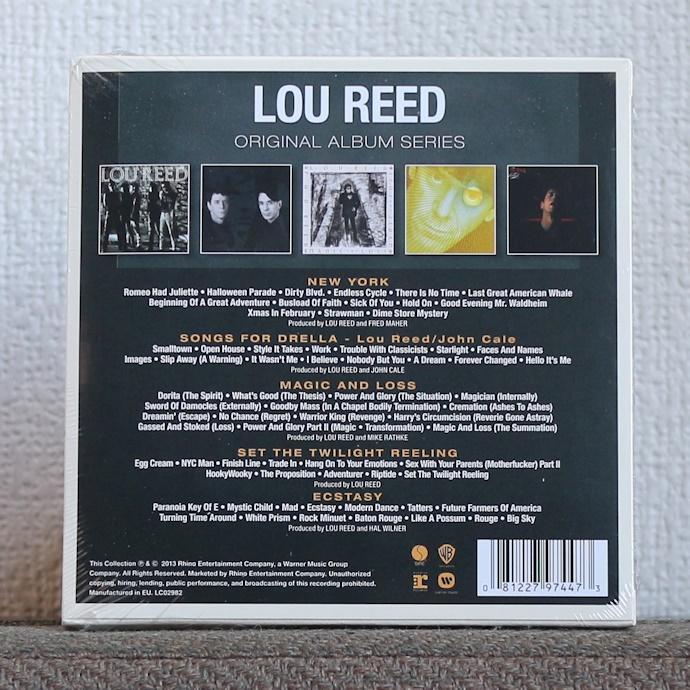 CD/5枚組/ルー・リード/Lou Reed/ヴェルヴェット・アンダーグラウンド/Velvet Underground/アンディ・ウォーホル/Andy Warhol_画像3