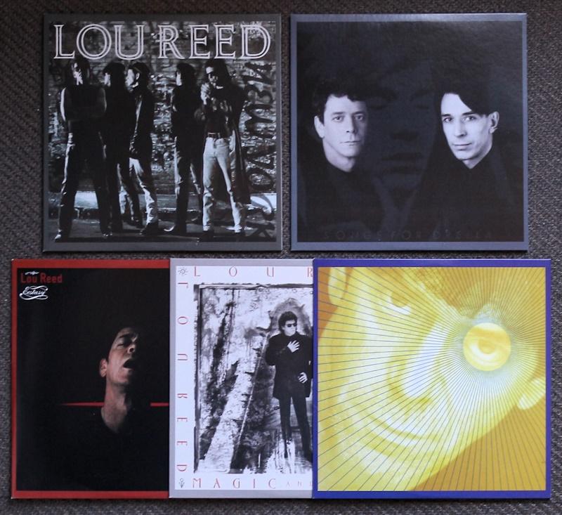 CD/5枚組/ルー・リード/Lou Reed/ヴェルヴェット・アンダーグラウンド/Velvet Underground/アンディ・ウォーホル/Andy Warhol_見本。実際にお届けするのは未開封品です。