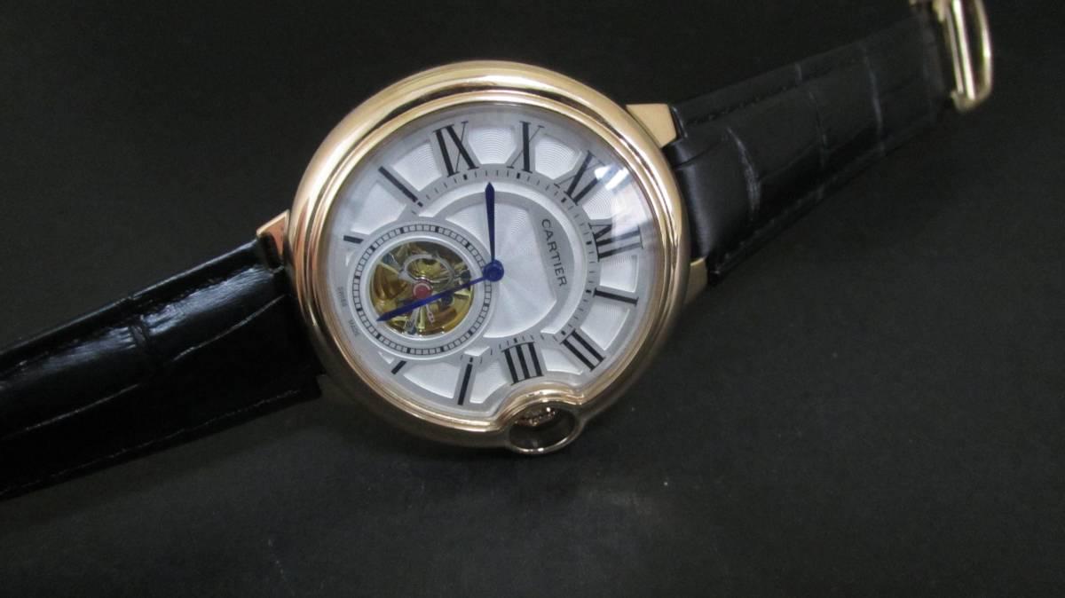 未使用 メンズ 腕時計 自動巻き 高級感有り 新品 送料無料