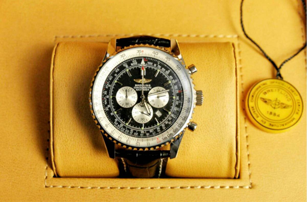 ブライトリング BREITLING 時計 ナビタイマー クロノマット 新品 メンズ 腕時計 腕時計 高級