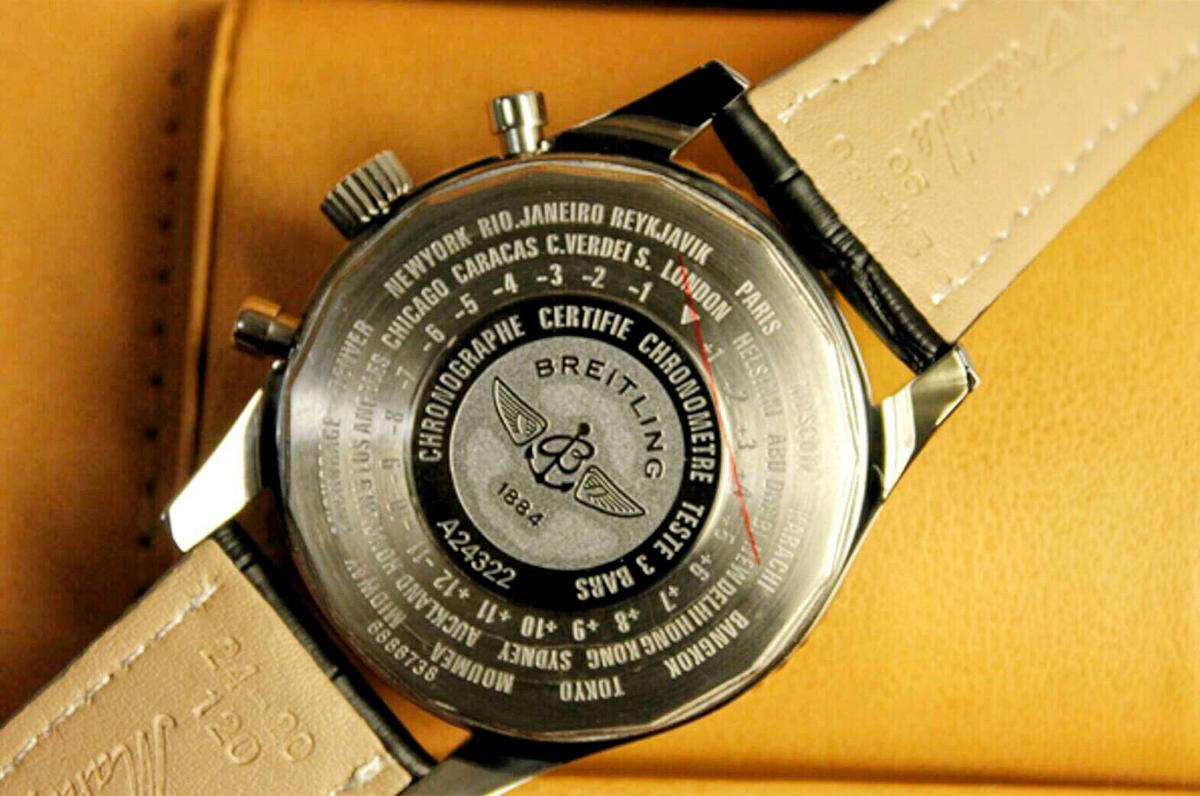 ブライトリング BREITLING 時計 ナビタイマー クロノマット 新品 メンズ 腕時計 腕時計 高級_画像3