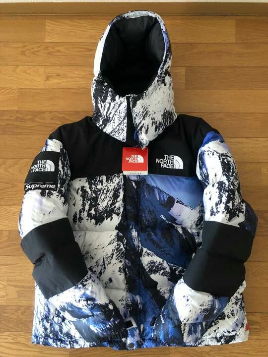 Supreme x The North Face Baltoro Jacket