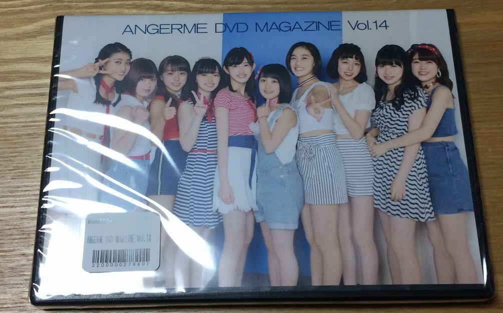 DVD アンジュルム DVD MAGAZINE Vol.14 DVDマガジン 新品未開封