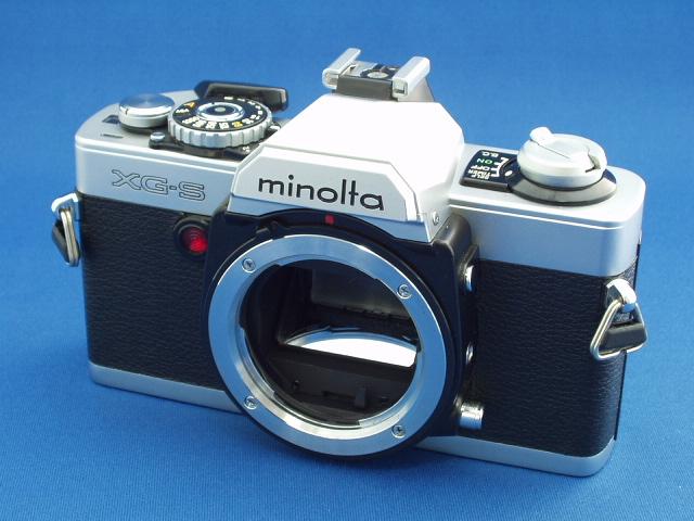 ★☆【美品】minolta XG-S (8038672) ☆★