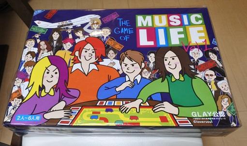 ※未使用(1回開封) THE GAME OF MUSIC LIFE Vol.1