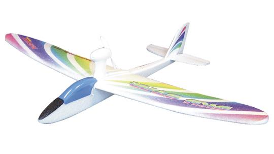 【即決】Hacker SkyStar Motor Glider モーターグライダー ★ブラシレスモーター+30AESC+9gサーボ 組み込み済 _画像1