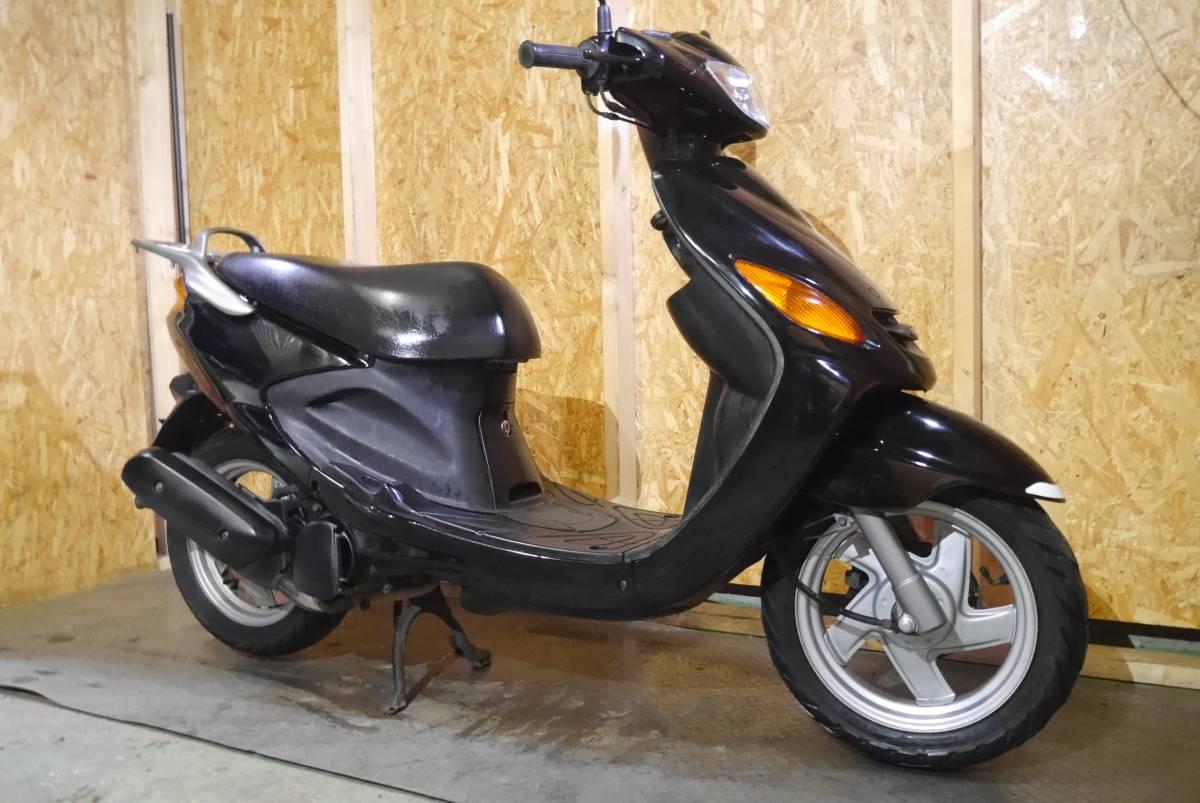 ヤマハ AXIS100 (グランドアクシス) SB06J 後期型! 売り切り!!_画像3