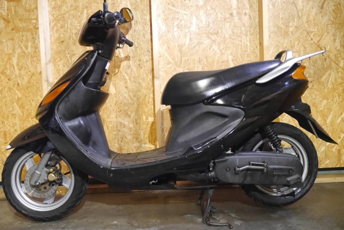 ヤマハ AXIS100 (グランドアクシス) SB06J 後期型! 売り切り!!_画像2