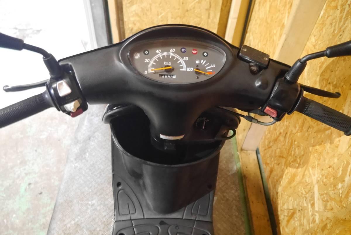 ヤマハ AXIS100 (グランドアクシス) SB06J 後期型! 売り切り!!_画像6