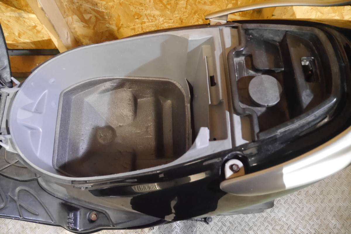 ヤマハ AXIS100 (グランドアクシス) SB06J 後期型! 売り切り!!_画像8