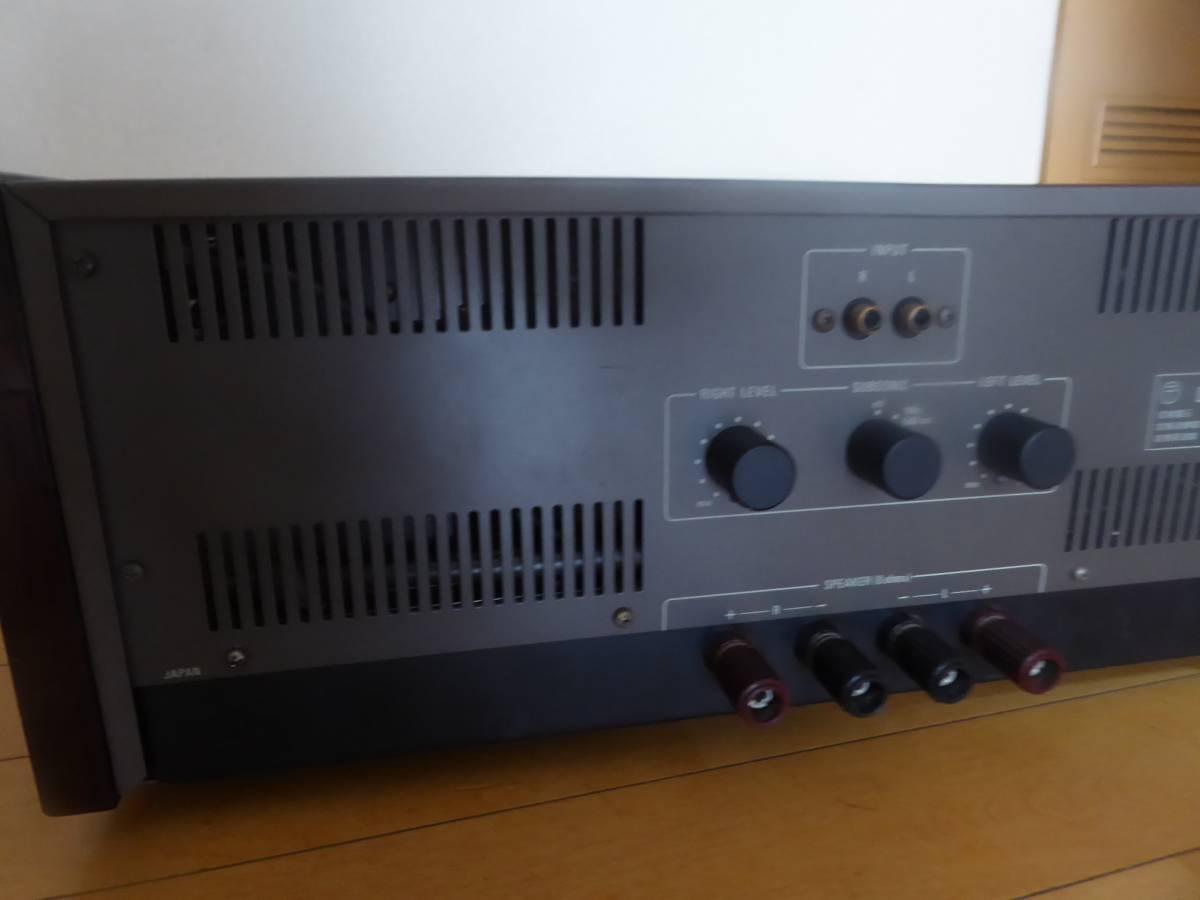DNON デノンのPOA3000のジャンク品です。電源は入りますが音出ず。_画像7