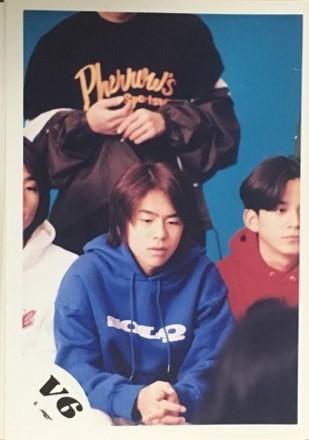 ● レア ジャニーズショップ 公式 生 写真 V6 森田剛 4枚 セット グッズ レア 美品