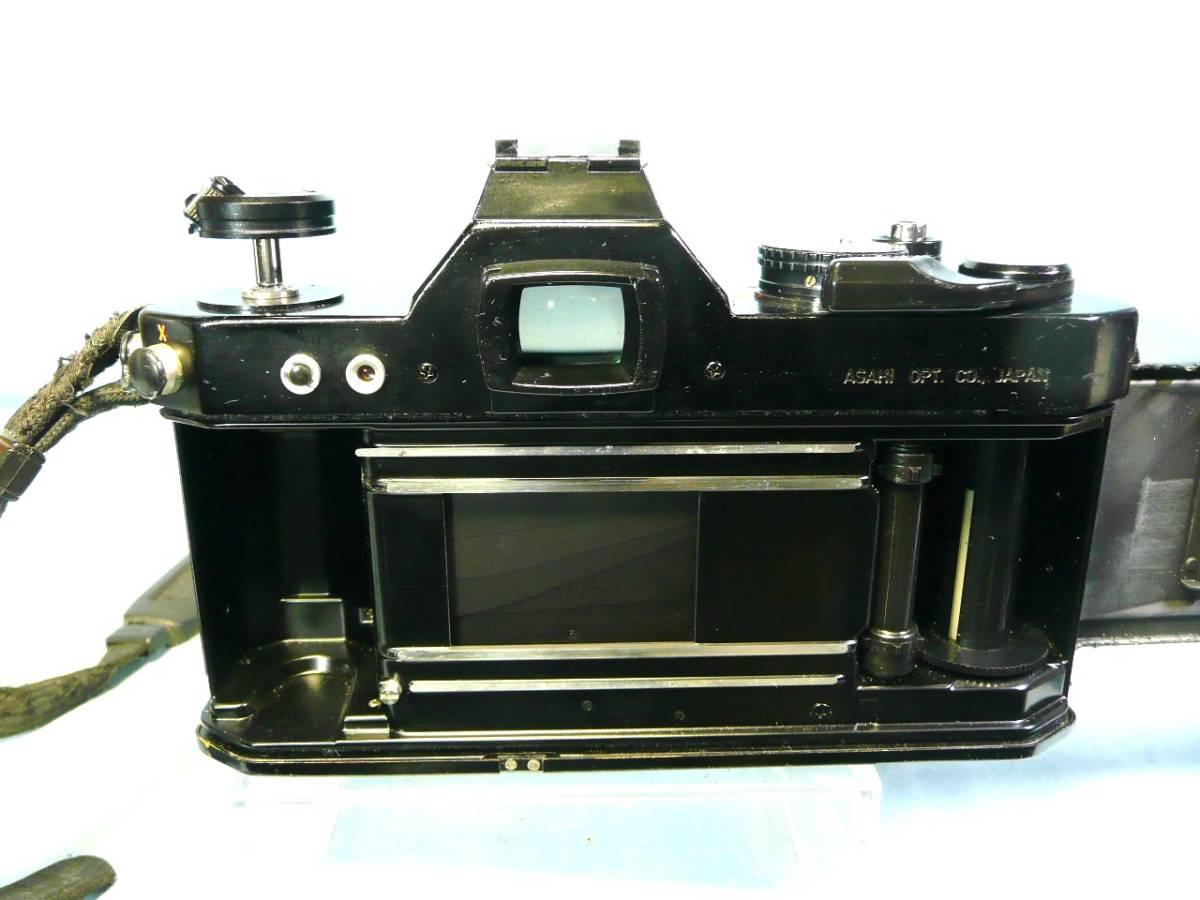 ★動作品★PENTAX K2 DMD ブラックボディ + SMC PENTAX-M 50mm F1.7 中古品ジャンク扱い_画像3