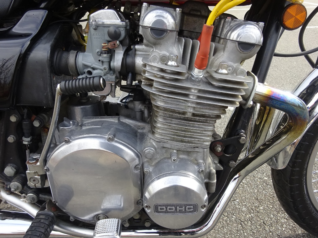 Kawasaki KZ1000 A2 実動ベース車両 (Z1 Z2 Z750RS KZ900 LTD MK2 KZ650 D1)_画像4