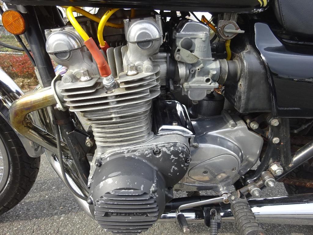 Kawasaki KZ1000 A2 実動ベース車両 (Z1 Z2 Z750RS KZ900 LTD MK2 KZ650 D1)_画像5