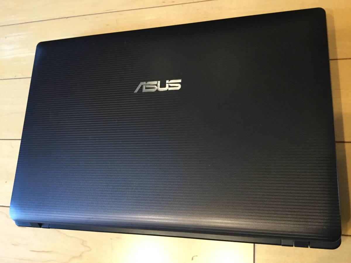 【最新Windows10搭載】ASUS K53E☆Core i5☆メモリ8GB 1円~ 難あり_画像3
