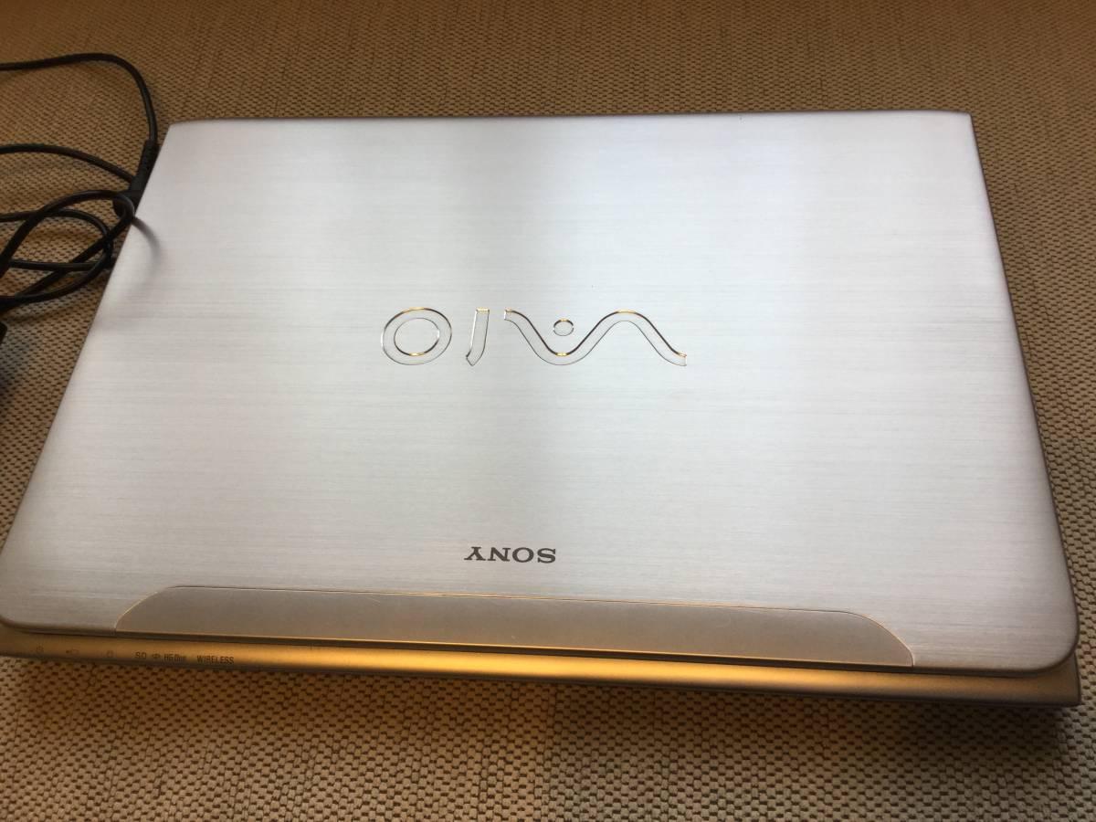 VAIO SVE14A39CJS 部品取り用 1円~
