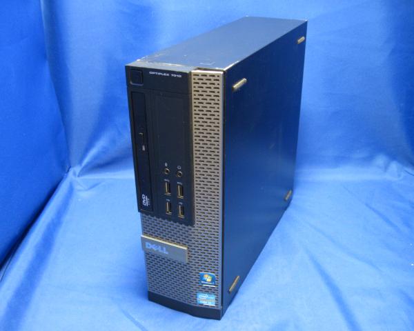 DELL OptiPlex 7010 ベアボーン状態(PCケース、マザーボード、CPUクーラー、DVD-ROMドライブ搭載)動作確認済みジャンク #102344