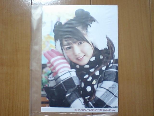 2008/4/19【道重さゆみ】~シングル大全集~2L生写真2枚セットPART2