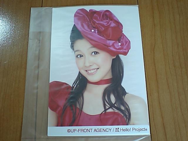 2008/5/17・18【久住小春】ソロ生写真4枚セット☆シングル大全集