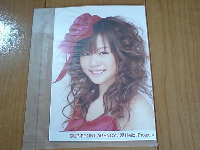 2008/5/17・18【新垣里沙】ソロ生写真4枚セット☆シングル大全集