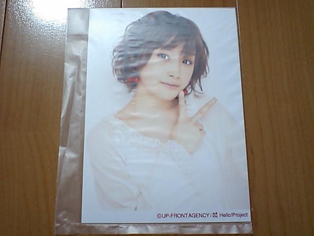 2008/2/28【高橋愛】おじぎ30度 ソロ2L生写真パート2