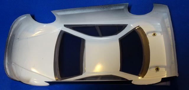 京商/Nanda Racing/Proto Form NRX-18 1/18 PF マツダ6 パトカーボディ付 619001/#1471_画像9