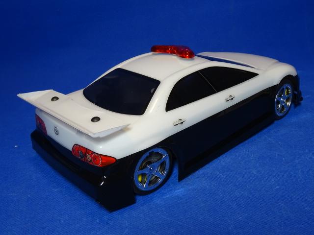 京商/Nanda Racing/Proto Form NRX-18 1/18 PF マツダ6 パトカーボディ付 619001/#1471_画像6