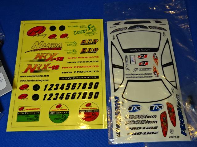 京商/Nanda Racing/Proto Form NRX-18 1/18 PF マツダ6 パトカーボディ付 619001/#1471_画像10