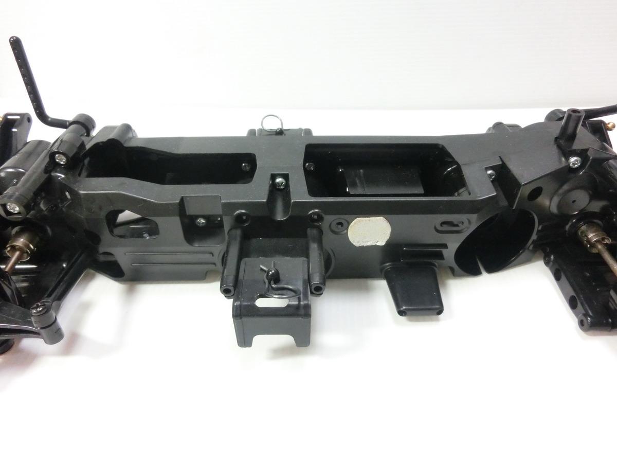 タミヤ TL-01 車体のみ シャーシー ジャンク 1/10電動ツーリング_画像7