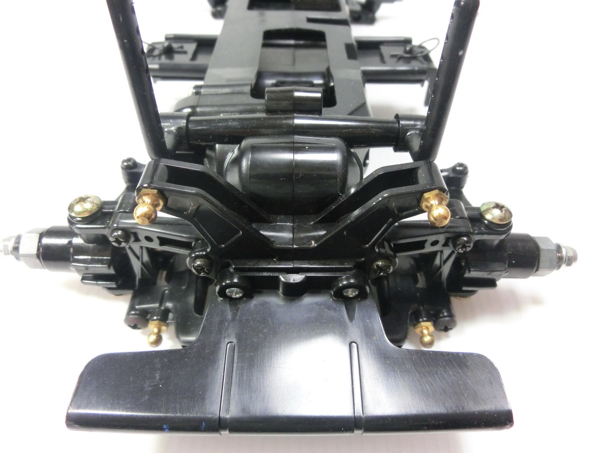 タミヤ TL-01 車体のみ シャーシー ジャンク 1/10電動ツーリング_画像4
