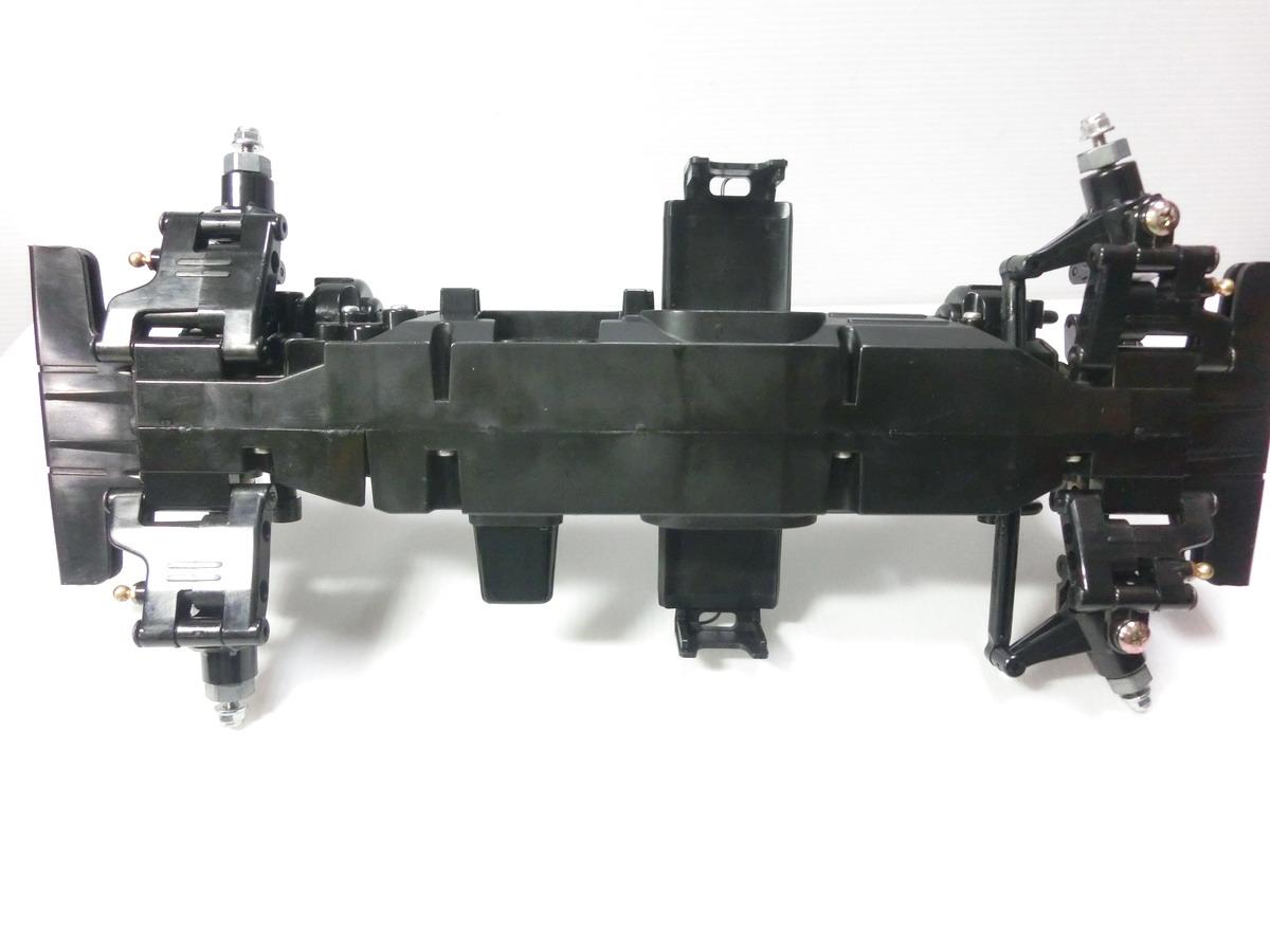 タミヤ TL-01 車体のみ シャーシー ジャンク 1/10電動ツーリング_画像3