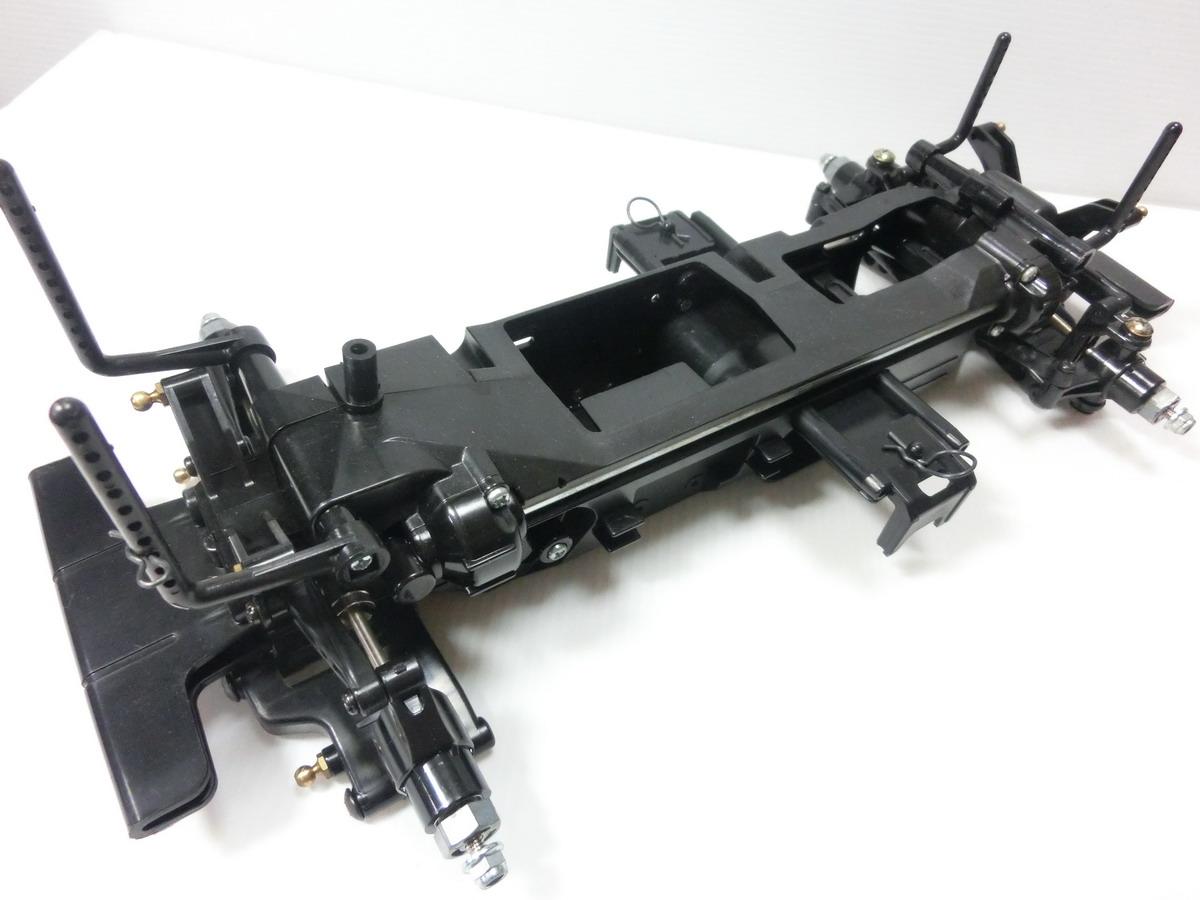 タミヤ TL-01 車体のみ シャーシー ジャンク 1/10電動ツーリング_画像2