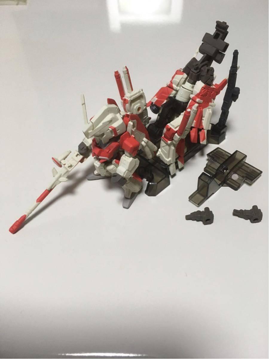 ガンダム コンバージ FW GUNDAM CONVERGE EX04 ハミングバード(Ver.RED)
