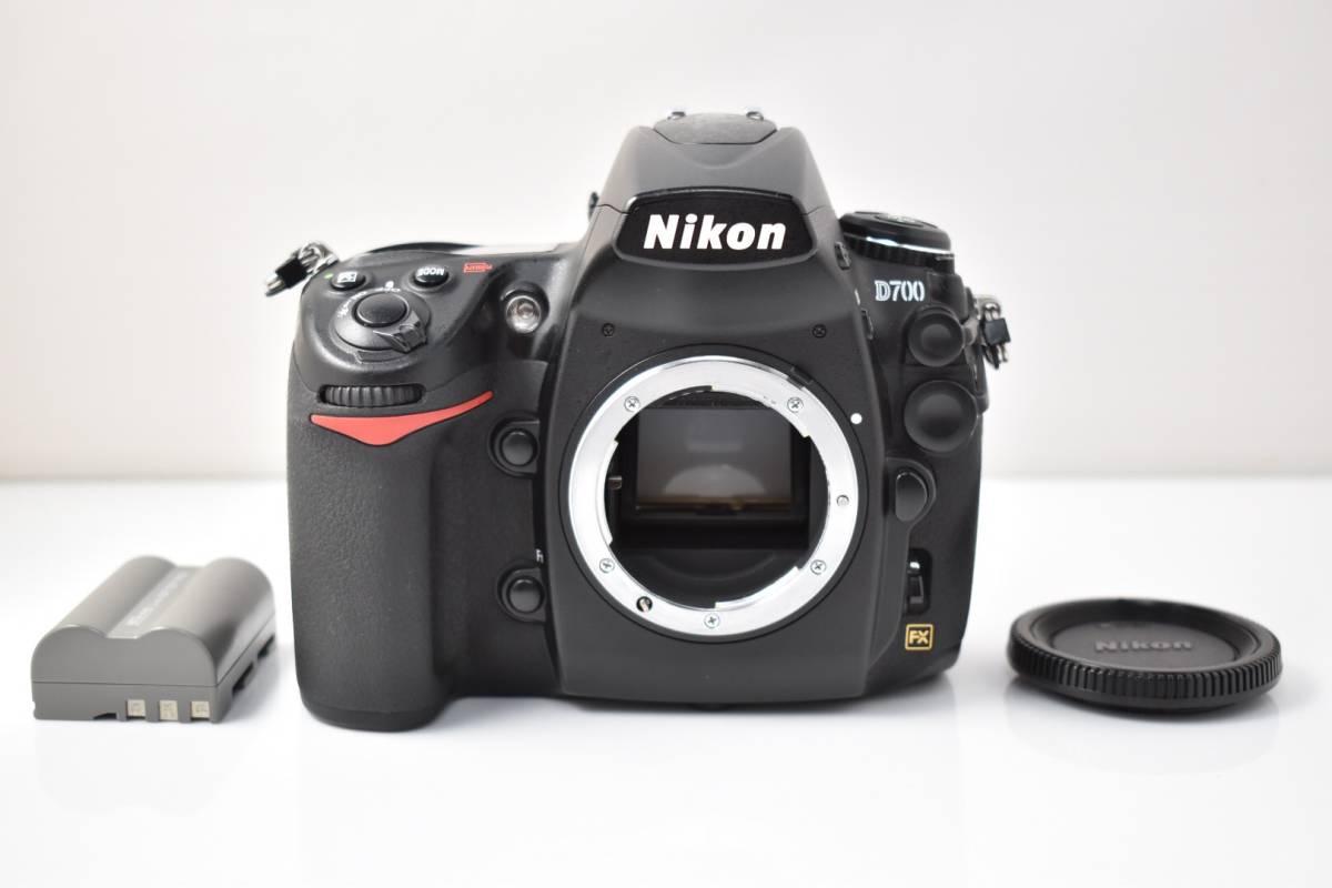 ★超極上品★ ニコン Nikon D700 ★完動品★ #262
