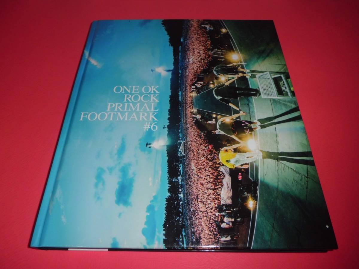 ONE OK ROCK■PRIMAL FOOTMARK #6★特典メンバーズカード付き■2016ツアーパンフレット