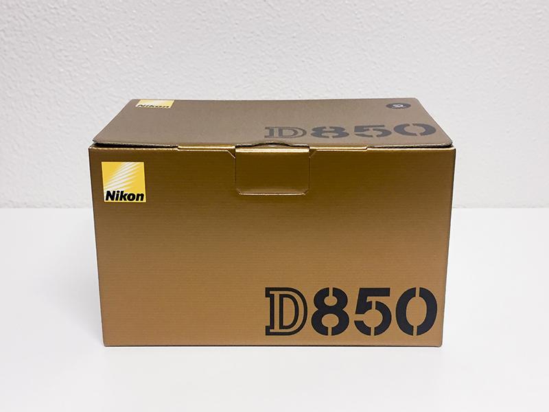 [新品] [送料無料] 未開封 NIKON ニコン D850 4575万画素 限定1台 デジタルカメラグラン