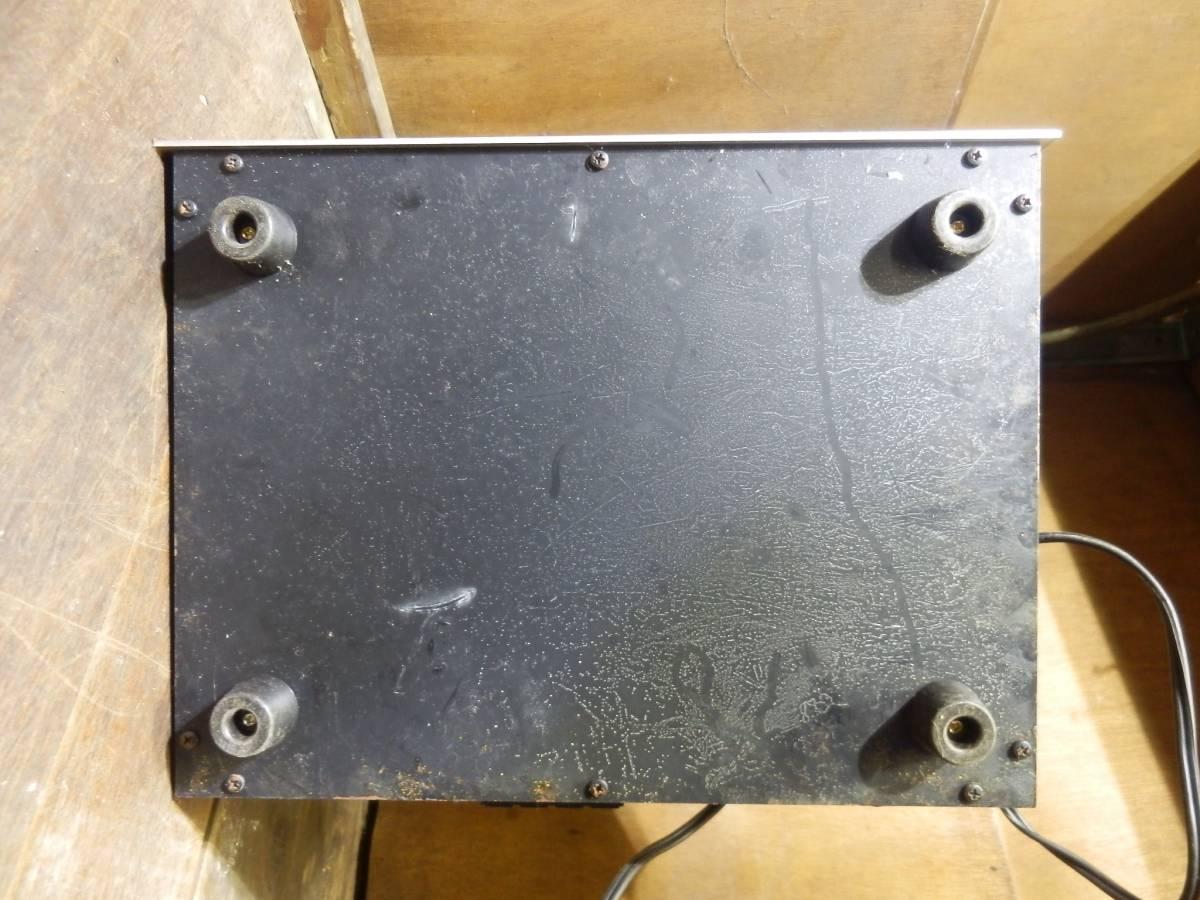 Khriskit クリスキット mini p-3b パワーアンプ ジャンク出品_画像6