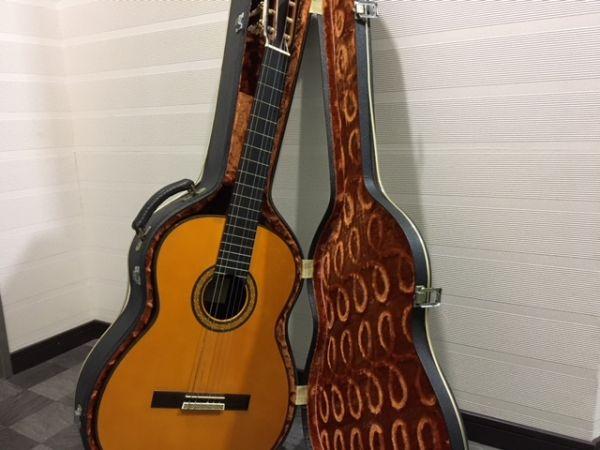 T0102-10/12926 MASARU KOHNO No.20 1974 河野 賢 クラシックギター