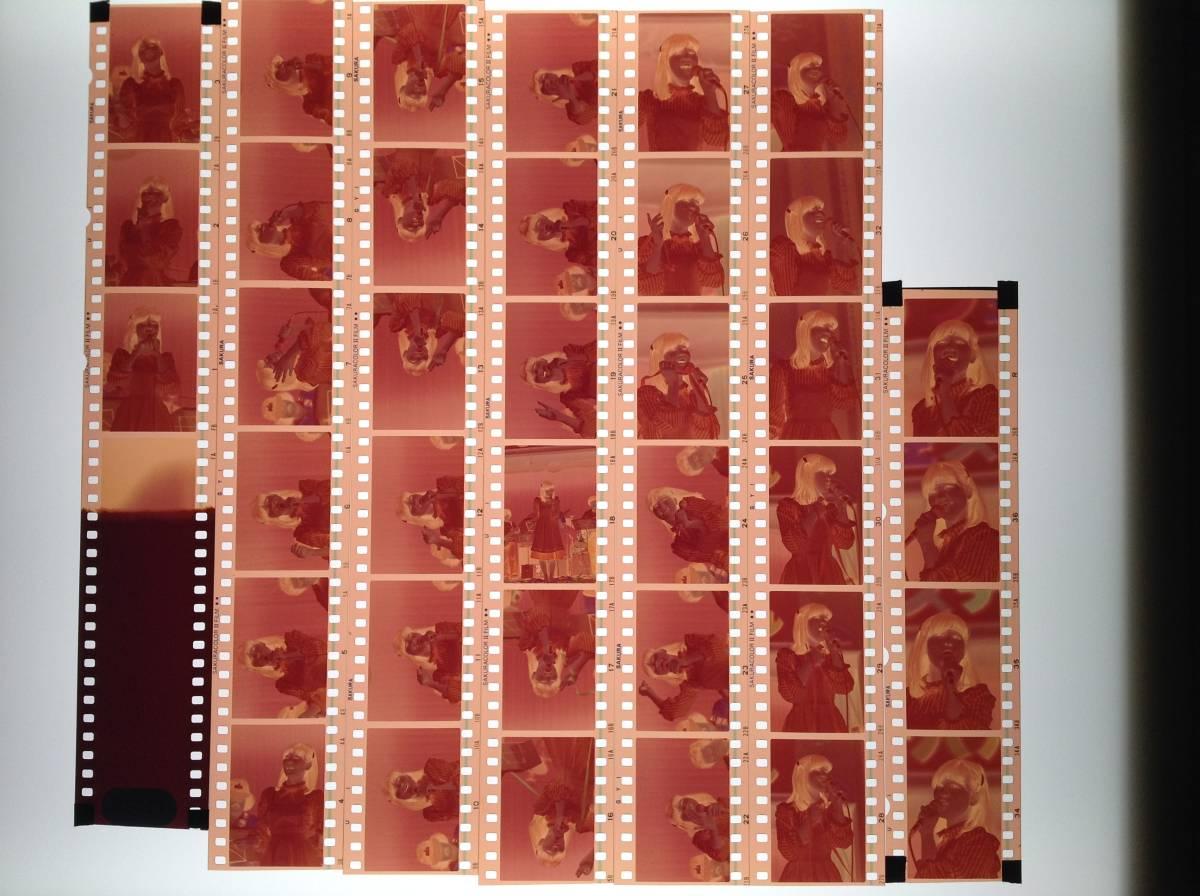 1758石野真子ネガフィルム37カット