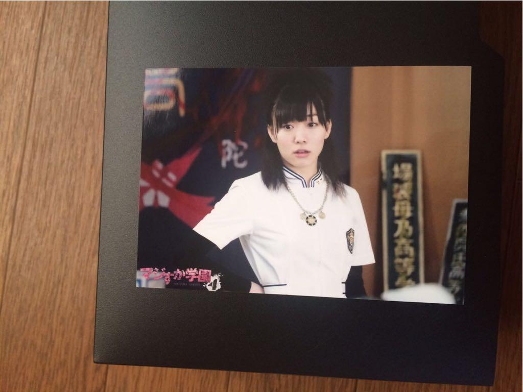ヤフオク Ske48 須田亜香里 写真 Dvd特典 マジすか学園4