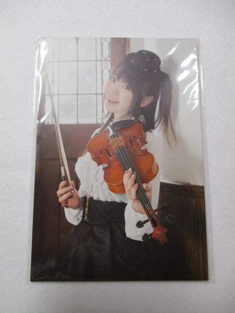 【水樹奈々】ポストカード/LIVE GRACE 2013 -OPUSⅡ-【未開封品】Aセット_画像1