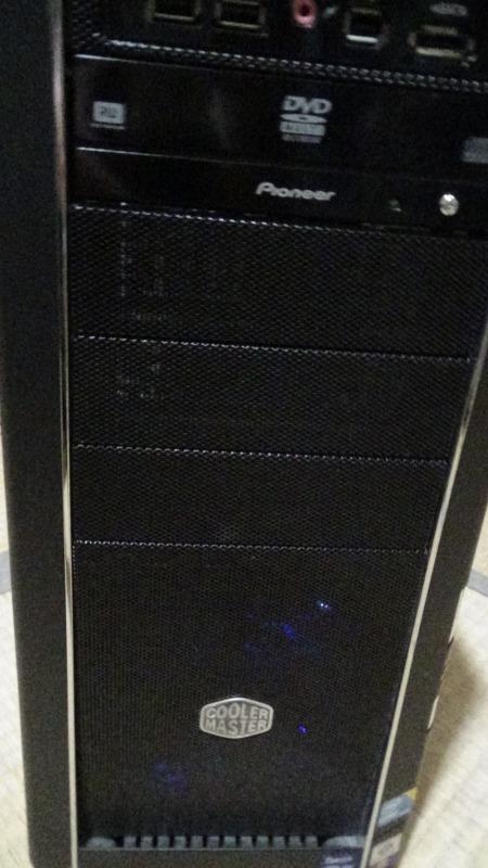 自作/i7 860/ssd120gb/gtx470/メモリ8gb/hdd500gb 動作確認済み 格安出品